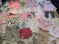 Baby girls large bundle