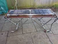 Cinders 6ft bbq gas good condition!