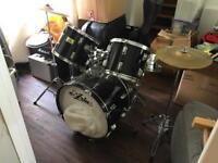 Aria drum kit good condition