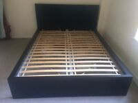 King Size IKEA Bed (Malm)