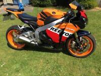 Honda cbr1000rr 2011