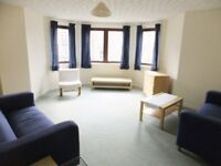 2 bedroom, fully furnished, 2nd floor flat to rent on Dalgety Road, Meadowbank, Edinburgh