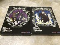 Black Butler seasons 1,2. Phantomhive and Alois family rings.
