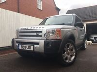 Landrover discovery 3 HSE , low mileage, full service history, great example!