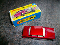 Matchbox car - with box