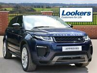 Land Rover Range Rover Evoque TD4 HSE DYNAMIC LUX (blue) 2015-09-16