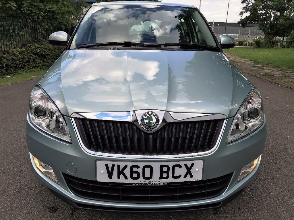 Skoda Fabia 1.2TSi Elegance DSG 5dr Automatic Very Low Mileage 2 Key