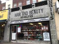 HAIRDRESSING STUDIO FOR RENT