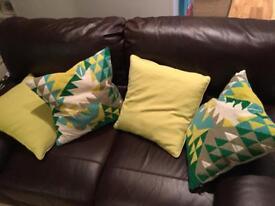 Cushions - Set of 4