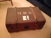 Two family trunks for sale (Good condition, will listen to any decent offer)