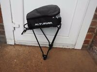 Bontrager Back Rack for Disc with Altura Night Vision Rack Pack