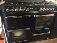Flavel range double cooker