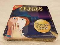 Murder Mystery Box Set Game