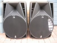 "PAIR dB Technologies OPERA 915DX 900W 15"" Active PA Speakers - B Stock - Band / DJ Speakers"