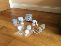 Avent Phillips Electric and Manual Breast Pump