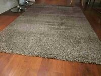 Large IKEA rug, used but in clean excellent condition