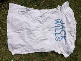 Jack Wills t shirt and jeans 10 small 14/15/16 yrs