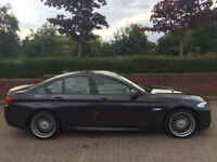 BMW 520D M SPORT STUNNING CAR FULLY LOADED PLEASE BE QUICK FOR THIS ONE