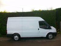 man and a van removals