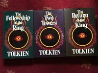 Lord of the Rings Trilogy Second Edition