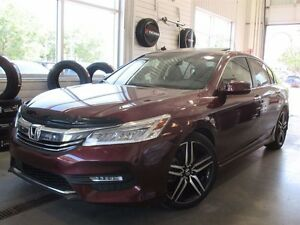 2016 Honda Accord Sedan TOURING + NAV + CRUISE ADAPTATIF