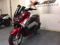 Yamaha GPD 125 NMAX Automatic Scooter, ABS, 1 Owner, Excellent Condition, ** Finance Available **