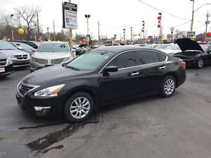 2013 NISSAN ALTIMA 2.5 S - BLUETOOTH, CRUISE CONTROL, CD PLAYER,