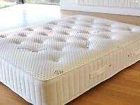 BRAND NEW PLATINUM RANGE LUXURIOUS KINGSIZE MEMORY FOAM AND SPRUNG MATTRESS FREE DELIVERY ANYTIME