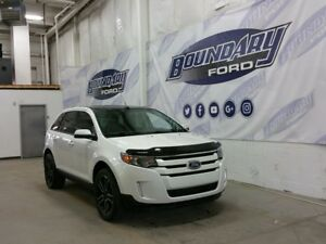 2013 Ford Edge SEL Sport Appearance W/ Sunroof, Leather