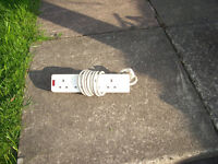 Electric extension lead