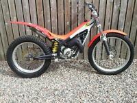 Beta 80 trials bike
