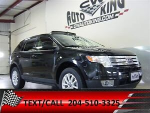 2010 Ford Edge Leather / Panoramic Roof / All Wheel / Low Kms /