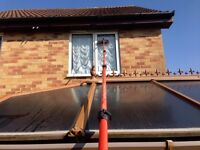 Residential and Commercial Window Cleaning