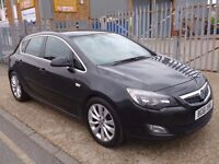 2012 Vauxhall Astra CDTi ecoFLEX SRi 5dr★★★SAT NAV★★★DIESEL★★★6-SPEED★★★