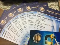 India vs South Africa (Oval, London) Silver and Gold tickets