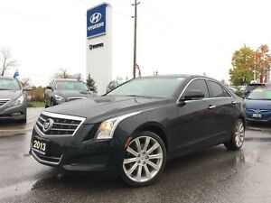 2013 Cadillac ATS ATS4 Turbo Luxury Navigation