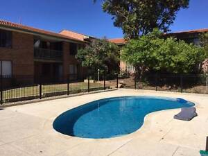 2 BEDROOM GROUND FLOOR UNIT WITH POOL AND SO CLOSE TO THE BEACH! Scarborough Stirling Area Preview