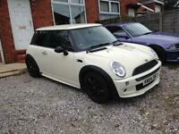 2004 Mini Cooper 1.6 one Aero kit