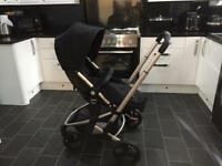 Xpedior mothercare pushchair and car seat