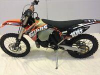 KTM 300 XC 2012