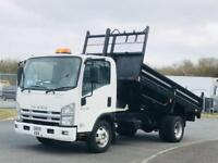 ISUZU N75.190 7.5 TIPPER 2010 59REG LOW KM's