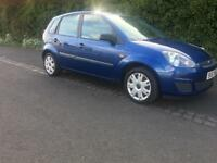 Ford Fiesta 1.4 tdci 1 owner full history £30 road tax like Corsa polo