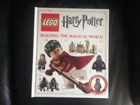 Lego Harry Potter Book (MINIFIGURE NOT INCLUDED)
