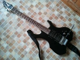 electric guitar Ibanez RG project