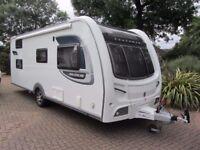 Coachman Pastische 525/4 Touring Caravan