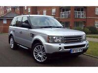 2005 Land Rover Range Rover Sport 2.7 TD V6 HSE 5dr **F/S/H+HIGH SPEC+PRISTINE**