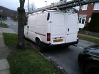 I'm looking for a van as long as it's got MOT as mine was rotten and scrapped it anything Considered