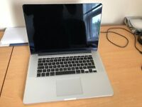 Macbook Pro mid-2015 - 2.2ghz, i7 core, 16GB ram - Very good condition