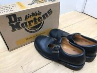 Dr. Martens Air Wair Industrial Steel Toe Safety Shoes – Women's Leather T