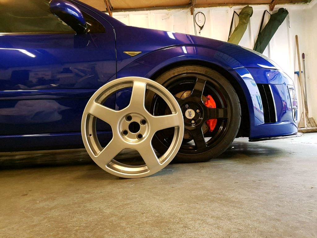 Focus Rs Wheels In Barnsley South Yorkshire Gumtree